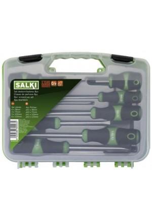 Salki Maletín 8 Destornilladores