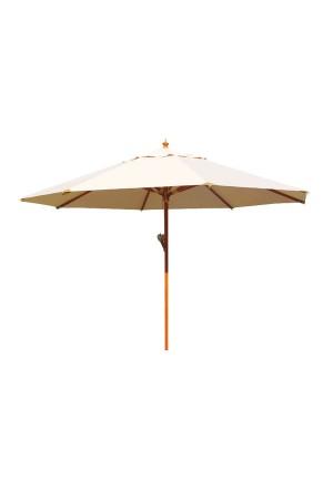 Sombrilla madera exclusive 350