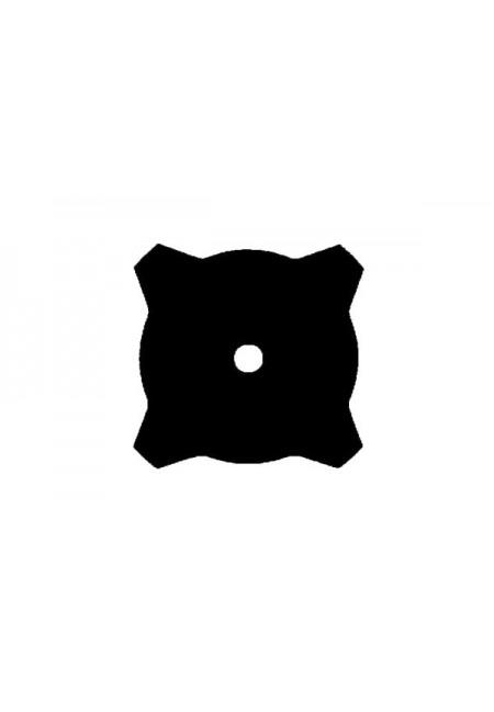 Disco desbrozadora 4 DI. 255mm SAMURAI