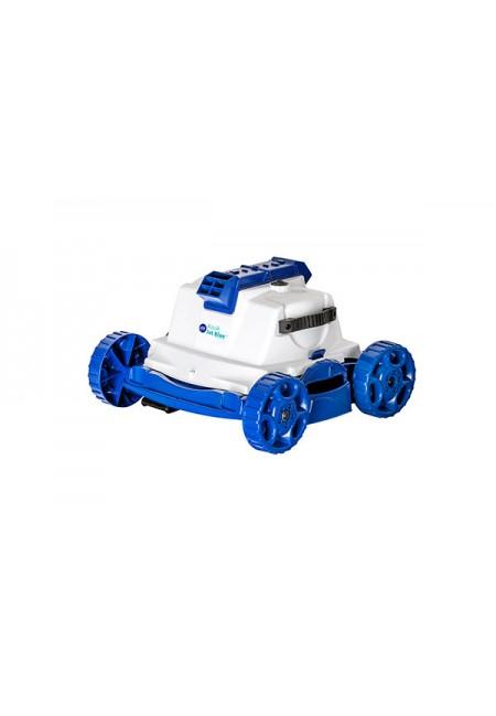 LIMPIAFONDOS PISCINA ROBOT KAYAK JET BLUE