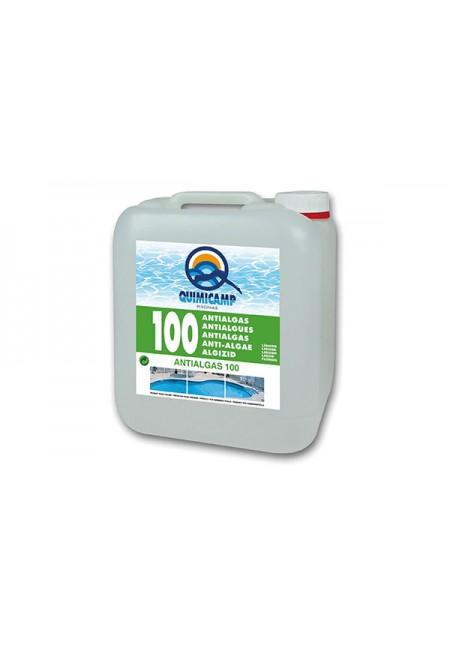 ANTIALGAS PISCINA 100 5 LT. 205005 QP